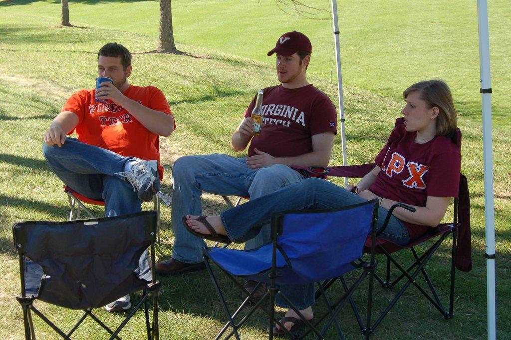 Brian, Matt, and Kristen